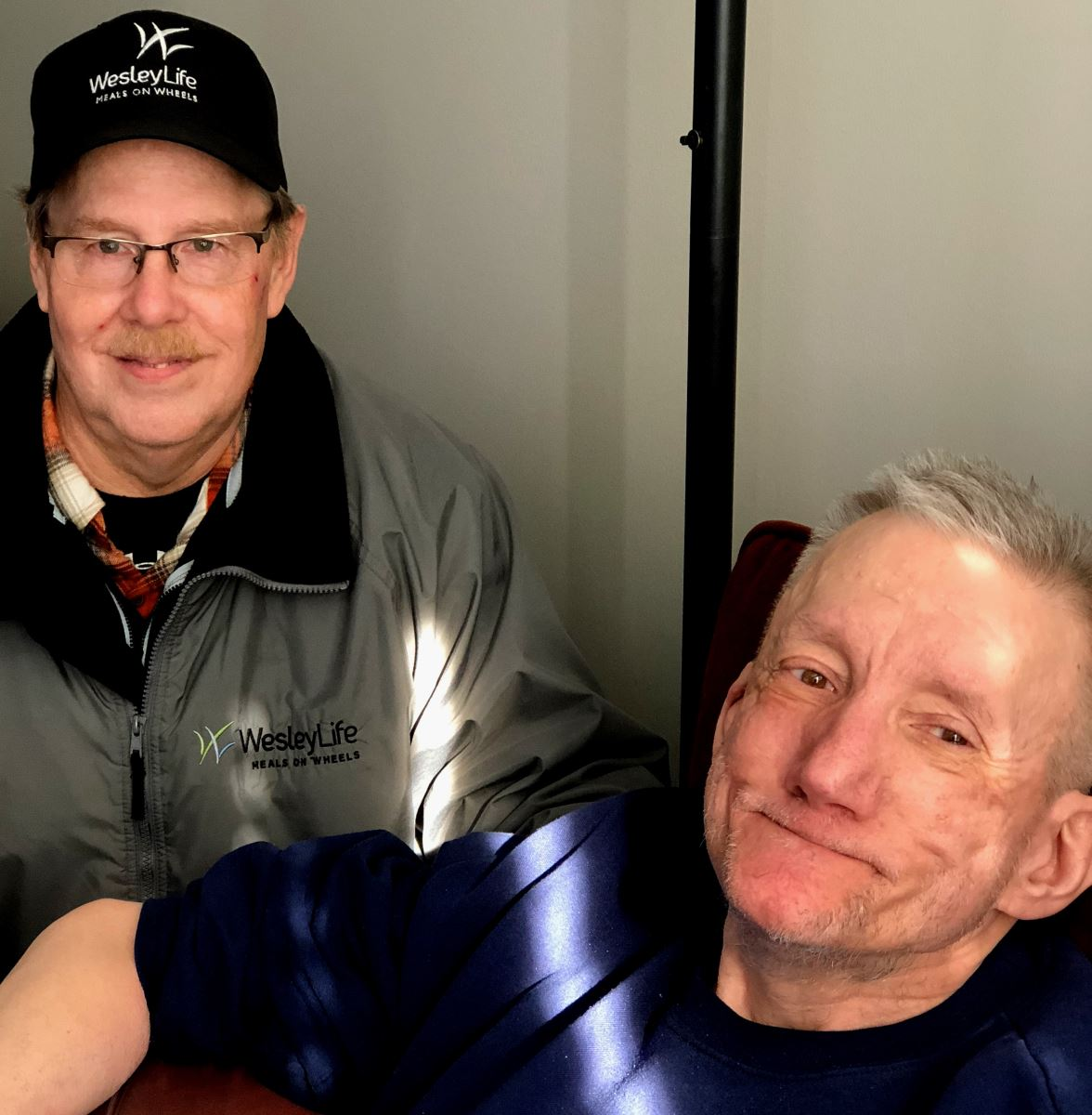 More Than Just a Food Delivery Service- Meals on Wheels Driver Saves a Life